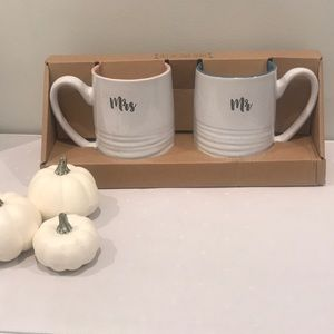 Dining - Set of Mr. and Mrs. Mugs